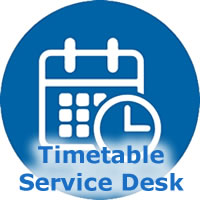 Get Help with the Timetable